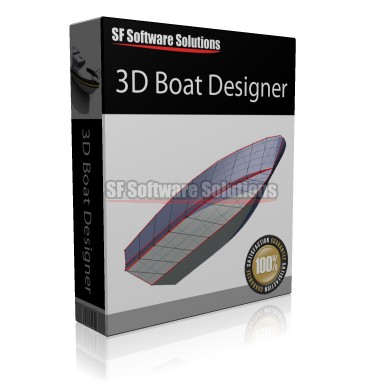 3d boat hull designer computer aided design cad package